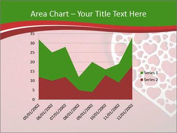 Silver Heart PowerPoint Template - Slide 53