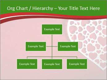 Silver Heart PowerPoint Template - Slide 66