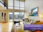 Modern Interior Design PowerPoint Template