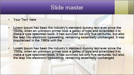 Modern Interior Design PowerPoint Template - Slide 2