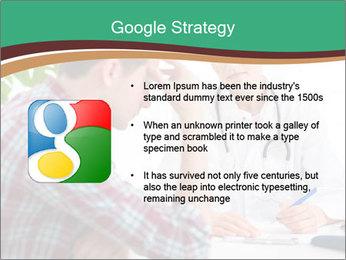 Man Visiting Nervous Specialist PowerPoint Template - Slide 10