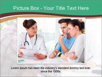 Man Visiting Nervous Specialist PowerPoint Template - Slide 15