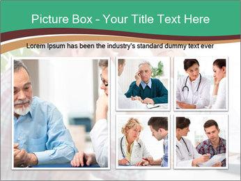 Man Visiting Nervous Specialist PowerPoint Template - Slide 19