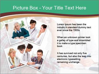 Man Visiting Nervous Specialist PowerPoint Template - Slide 23