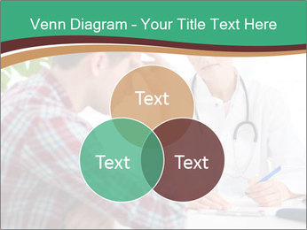 Man Visiting Nervous Specialist PowerPoint Template - Slide 33