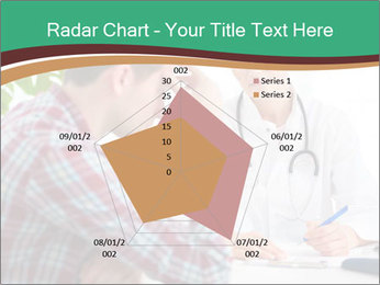 Man Visiting Nervous Specialist PowerPoint Template - Slide 51