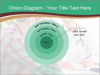 Man Visiting Nervous Specialist PowerPoint Template - Slide 61
