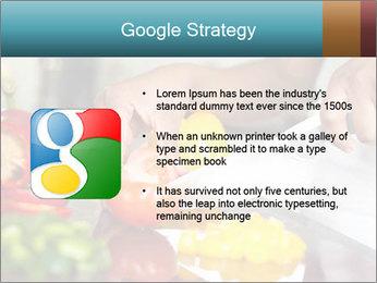 Salad Preparation PowerPoint Template - Slide 10