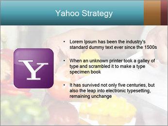 Salad Preparation PowerPoint Template - Slide 11