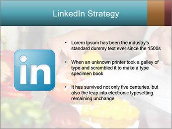 Salad Preparation PowerPoint Template - Slide 12