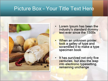 Salad Preparation PowerPoint Template - Slide 13