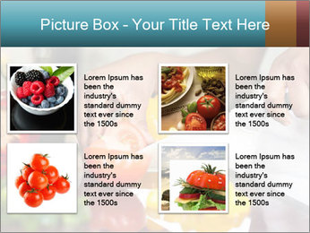 Salad Preparation PowerPoint Template - Slide 14