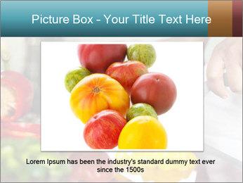 Salad Preparation PowerPoint Template - Slide 16