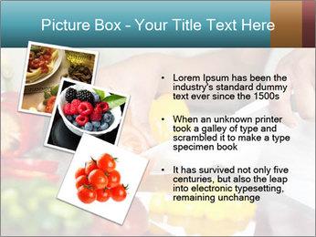 Salad Preparation PowerPoint Template - Slide 17