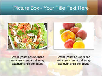 Salad Preparation PowerPoint Template - Slide 18