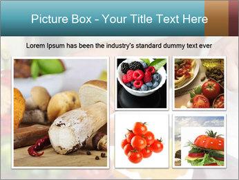 Salad Preparation PowerPoint Template - Slide 19