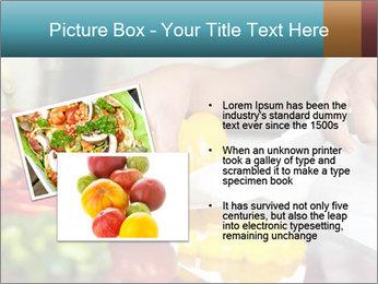 Salad Preparation PowerPoint Template - Slide 20