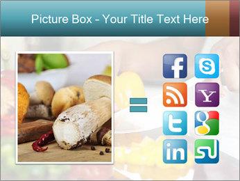 Salad Preparation PowerPoint Template - Slide 21