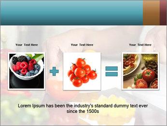Salad Preparation PowerPoint Template - Slide 22