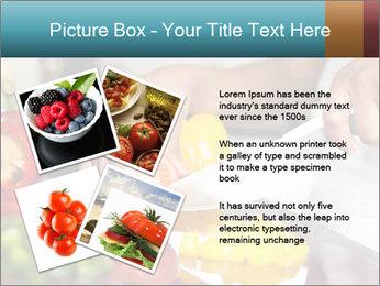 Salad Preparation PowerPoint Template - Slide 23