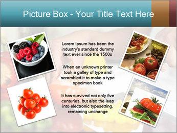 Salad Preparation PowerPoint Template - Slide 24