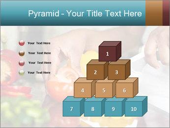 Salad Preparation PowerPoint Template - Slide 31