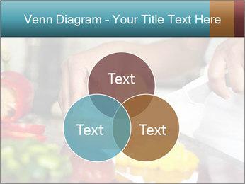 Salad Preparation PowerPoint Template - Slide 33
