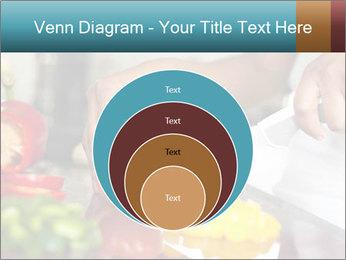 Salad Preparation PowerPoint Template - Slide 34