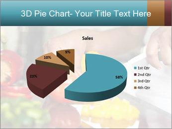 Salad Preparation PowerPoint Template - Slide 35