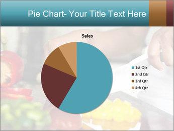 Salad Preparation PowerPoint Template - Slide 36