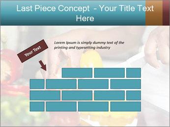Salad Preparation PowerPoint Template - Slide 46