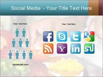 Salad Preparation PowerPoint Template - Slide 5