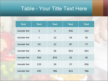 Salad Preparation PowerPoint Template - Slide 55