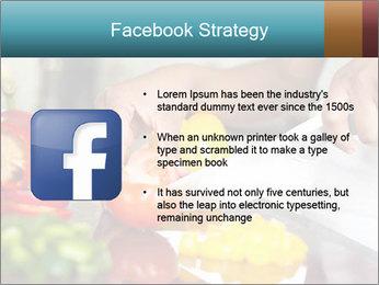 Salad Preparation PowerPoint Template - Slide 6