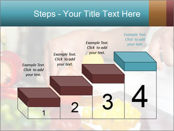 Salad Preparation PowerPoint Template - Slide 64