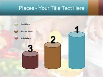 Salad Preparation PowerPoint Template - Slide 65