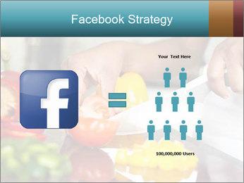 Salad Preparation PowerPoint Template - Slide 7