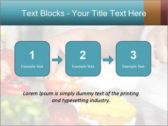 Salad Preparation PowerPoint Template - Slide 71