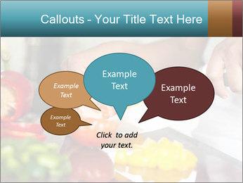 Salad Preparation PowerPoint Template - Slide 73