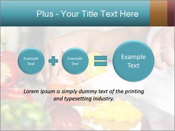 Salad Preparation PowerPoint Template - Slide 75