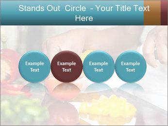 Salad Preparation PowerPoint Template - Slide 76