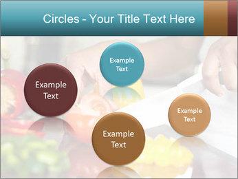 Salad Preparation PowerPoint Template - Slide 77