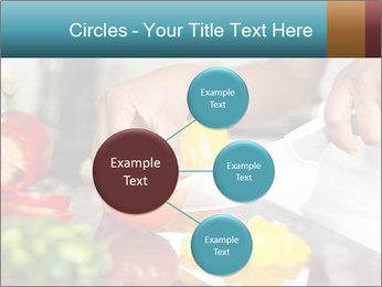 Salad Preparation PowerPoint Template - Slide 79