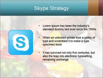 Salad Preparation PowerPoint Template - Slide 8