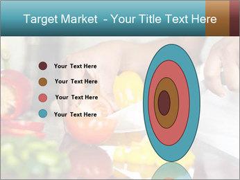Salad Preparation PowerPoint Template - Slide 84