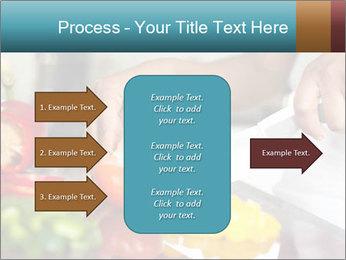 Salad Preparation PowerPoint Template - Slide 85