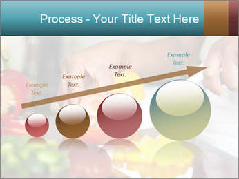 Salad Preparation PowerPoint Template - Slide 87