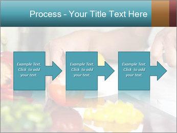 Salad Preparation PowerPoint Template - Slide 88