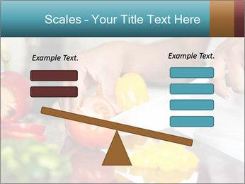 Salad Preparation PowerPoint Template - Slide 89