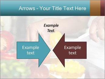 Salad Preparation PowerPoint Template - Slide 90